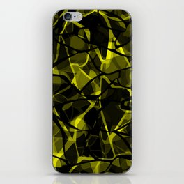 Abstract 31 camouflage iPhone Skin