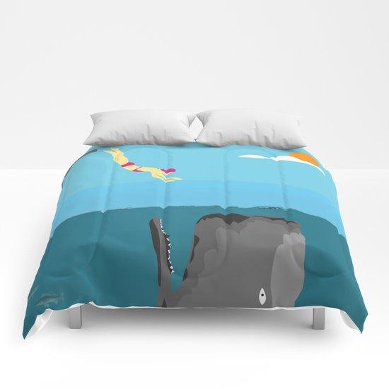 minimal  Comforters