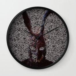 mad world Wall Clock