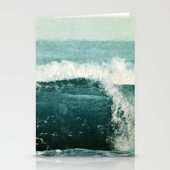 nouvelle vague Stationery Cards