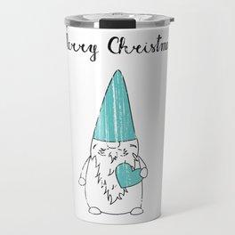 Christmas Gnome - limited edition Travel Mug