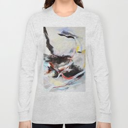 To love someone so much that their absence is a never ending homesickness. Long Sleeve T-shirt