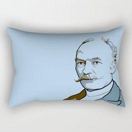 Thomas Hardy Rectangular Pillow