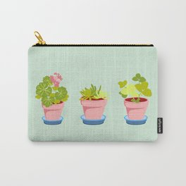 Succulent #2 Carry-All Pouch