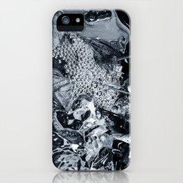 'Turbulent Beauty' iPhone Case