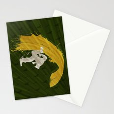 For Charlie (Homage To Guile) Stationery Cards