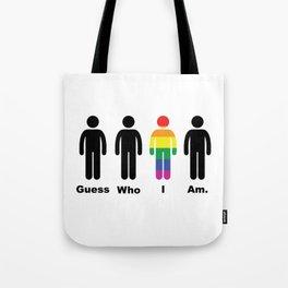 Funny GAY GIFT Tote Bag