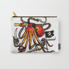 Pirate Octopus Carry-All Pouch
