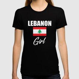 Lebanon Girl T-shirt