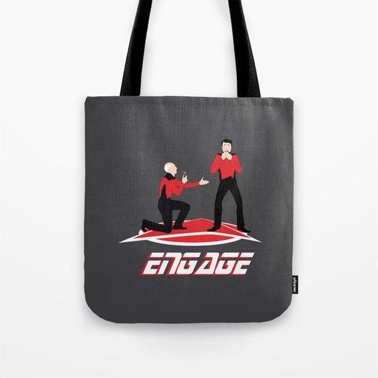 Long Trek to Forever Tote Bag