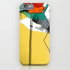 yellow Slim Case iPhone 6s