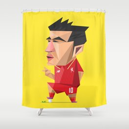 COUTINHO Shower Curtain