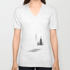 Empire State Unisex V-Neck