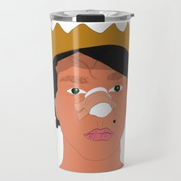 King Paimon Travel Mug