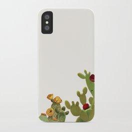 Cactus Garden II iPhone Case
