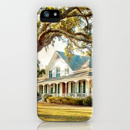 Southern Home iPhone Case