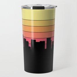 Portland Skyline Travel Mug