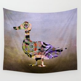 Madame Goose - P8-1 Wall Tapestry