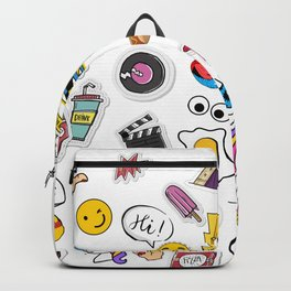 Patches my Love! Backpack