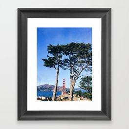 San Francisco, You Beauty Framed Art Print