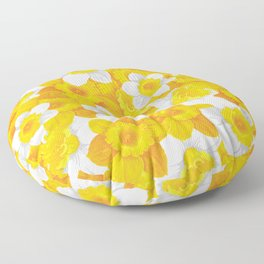 Spring in the air #13 Floor Pillow