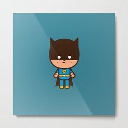 #51 The Bat man Metal Print