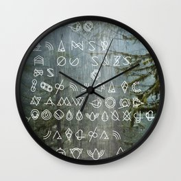 WFS Mandate 00234: Return to the Land of Saturated Bundles™ Wall Clock