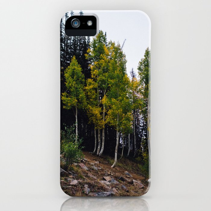 Quaking iPhone Case