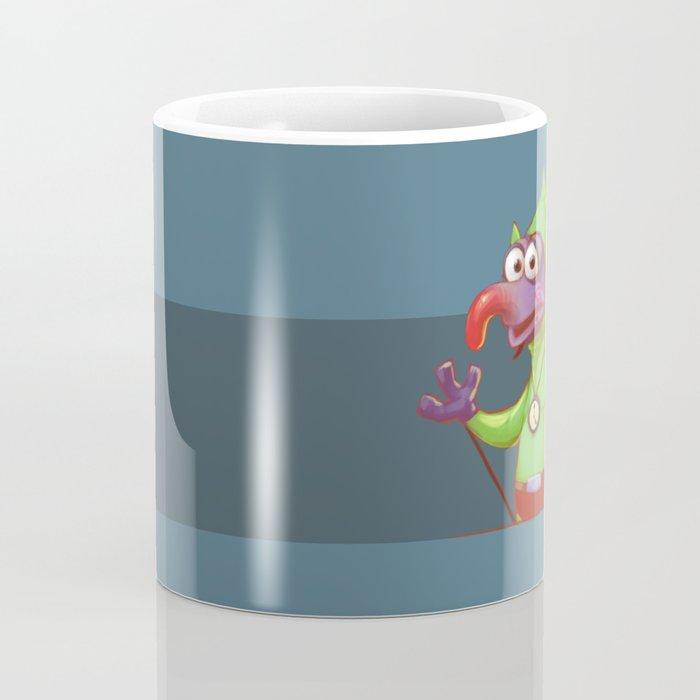 THE ZELDA SHOW : TINZO Coffee Mug
