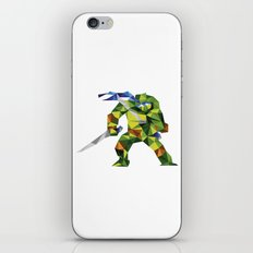 Katana Turtle iPhone & iPod Skin