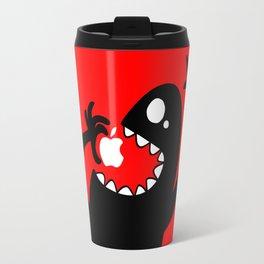 apple eater Travel Mug
