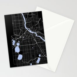 BIKE MPLS 2 Stationery Cards