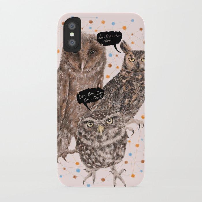 h'Hoo-hoo iPhone Case