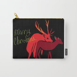 Reindeer games Carry-All Pouch