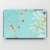 under the sea iPad Cases featuring Under the Sea by Simi Design