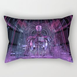 Beryllium Princess Reloaded Rectangular Pillow
