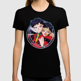 Seiya VS Sailor Starfighter T-shirt