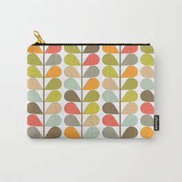 Retro Mid Century Modern Pattern 3 Carry-All Pouch