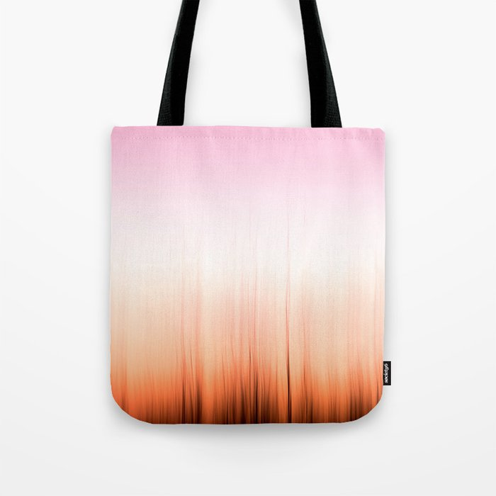 Poetic Sunset Tote Bag