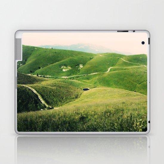 Monte Grappa, North Italy Laptop & iPad Skin