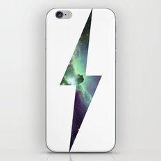Cosmic Bolt iPhone & iPod Skin