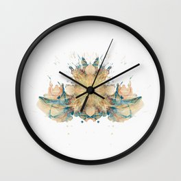 Inkdala XXVII Wall Clock