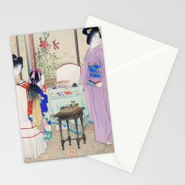 Mizuno Toshikata - REST ROOM - Top Quality Image Edition Stationery Cards