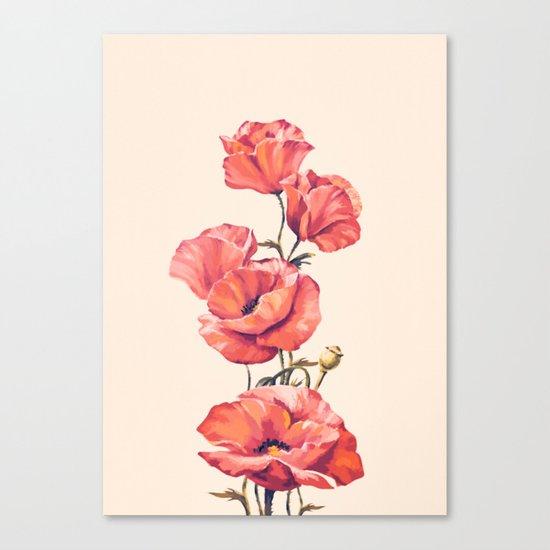Flowers 10 Canvas Print