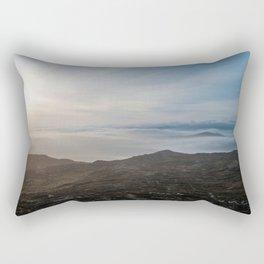 Sunrise Overdrive Rectangular Pillow
