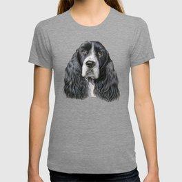 The Springer Spaniel T-shirt