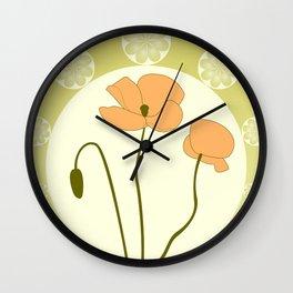 From Eden Wall Clock