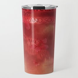 You bewitched me Travel Mug