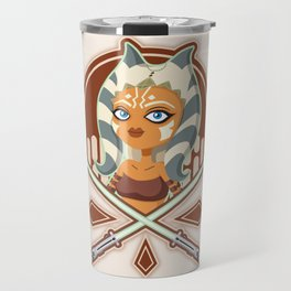 Ahsoka the padawan Travel Mug
