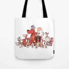 Good Dogs Tote Bag